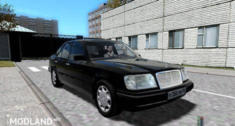 Mercedes-Benz E320 (W124) [1.3.3]